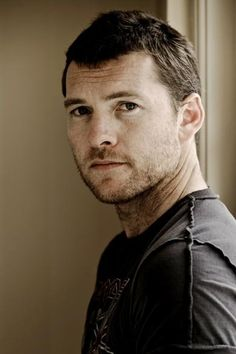 Sam Worthington - {Is it warm in here...or is it just him?}