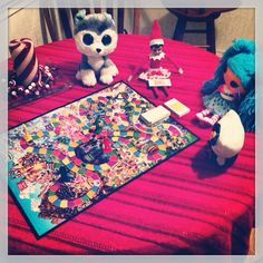 Day 15: playing candy land