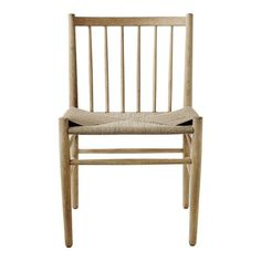 Jørgen Bækmark's chair is the epitome of the qualities that helped define FDB Møbler's golden age: It is obviously functional, comfortable and with a timeless […] Outdoor Chairs, Outdoor Furniture, Outdoor Decor, Side Chairs, Dining Chairs, Dining Room, Danish Design Store, Ottoman Sofa, Timeless Design