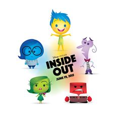 Going to see INSIDE OUT tonight.