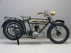 Triumph 1924 SD 550 cc 1 cyl sv