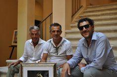 LAquila Giancarlo Ciccozzi e Paolo Fresu: incontro tra Pittura e Musica