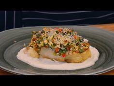 Steki z kalafiora / Oddaszfartucha - YouTube Vegan, Baked Potato, Mashed Potatoes, Salads, Baking, Vegetables, Ethnic Recipes, Youtube, Food