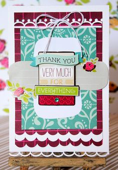 American Crafts Knockout Punch #2
