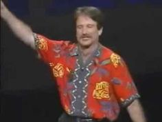 Robin Williams Stand Up Comedy rare old material very funny - YouTube