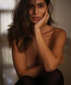 Bruna Abdullah latest Topless Hot Photoshoot