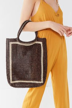 7b083d607a Beaded Handbags Are The Accessory Of The Hour+ refinery29 Beaded Purses