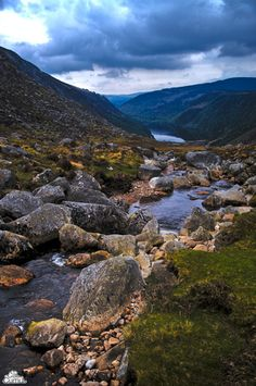 Wicklow Mountains- Ireland