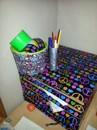 Upcycled Desk System