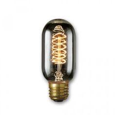 Smoke Spiral Filament T14 #NostalgicSMOKE #vintage #lighting