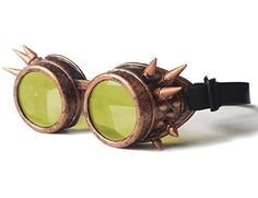 366032edc10f Focussexy Steampunk Goggles Color Copper7 optional colors lens   Check out  the image by visiting the