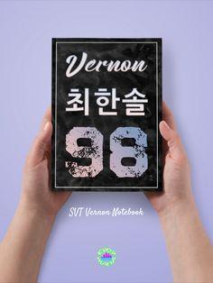 Book Journal, Journals, Choi Hansol, Won Woo, Seventeen Wonwoo, Love K, Birth Year, K Pop Music, Korean Name