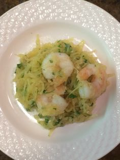 Two shrimp recipes back to back. Can you tell what I found in sale at the grocery store this week?! This time it is my spin on an Italian favorite, shrimp scampi. This recipe is made low carb usin…