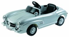 Dexton #Mercedes-Benz 300SL W 198 (6V) Ride On #power #wheel that will let your kids feel like millionaires!   Full review on: http://toptenmusthave.com/best-power-wheels/