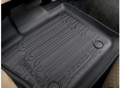 New   Ford F  Premium Floor Liners Regular Cab Black At Partscheap Com