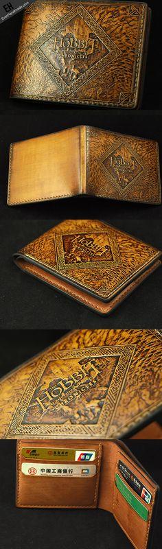 Handcraft Hobbit2 The Desolation Of Smaug carved leather custom short | EverHandmade