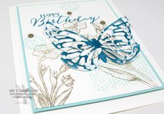 These Butterflies Are Anything But Basic! With Video Tutorial