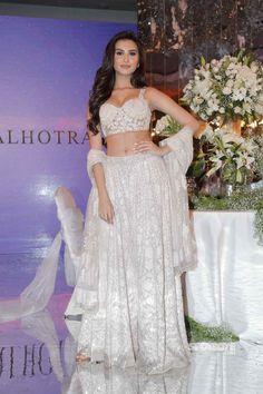 Tara Sutaria turns up in her glamorous best Indian Celebrities, Bollywood Celebrities, Bollywood Fashion, Wedding Lehenga Designs, Kurti Designs Party Wear, Lehnga Dress, Bridal Lehenga Choli, Beautiful Bollywood Actress, Beautiful Indian Actress