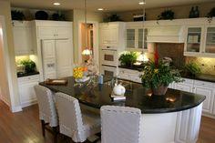 modern ideas for beautiful kitchen islands