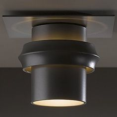 Twilight Outdoor Flushmount by Hubbardton Forge at Lumens.com