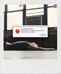 """Human Error"", les photographies conceptuelles deVictoria Siemer, aka Witchoria"