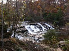 Styers Mill Falls