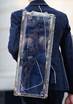 For Spring Louis Vuitton Took Its Men's Bags on a Fantastical Storybook Safari Fashion Bags, Mens Fashion, Fashion Outfits, Luxury Fashion, Stylish Handbags, Popular Bags, Vintage Louis Vuitton, Louis Vuitton Handbags, Avon