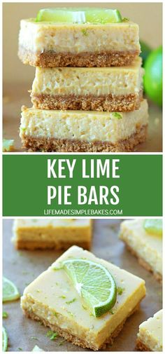 Taking a classic and turning it into these luscious key lime pie bars. These easy citrus bars are a refreshing treat for summer! recipes classic recipes easy recipes easy homemade recipes easy philadelphia recipes new york recipes no bake Key Lime Cheesecake Bars, Key Lime Pie Bars, Cheesecake Recipes, Key Lime Squares, Homemade Cheesecake, Classic Cheesecake, Cookie Recipes, Easy Desserts, Delicious Desserts