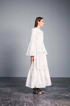 Vestido de la colección crucero 2017 de Erdem
