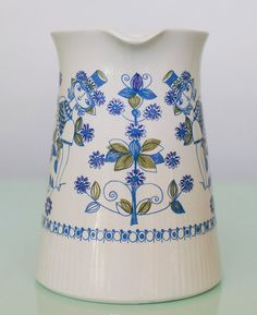 Figgio Norway Lotte Pitcher or Milk Jug Designed by by FreshPie