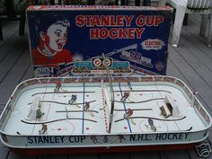 Table Hockey Heaven :: View topic - An Eye for Eagle Sports Toys, Sports Gifts, Baltimore Colts, Hockey Games, Old Games, World Of Sports, Stanley Cup, Old Toys, Ice Hockey