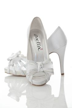 Mimi - Anella Wedding Shoes - High Heel