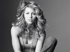 <b>A tribute to the woman who just married Justin Timberlake.</b> I mean, the whole point of Jessica Biel is that she's hot, right?