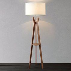Buy Trafalgar Tripod Floor Lamp Online at johnlewis.com #FloorLamp