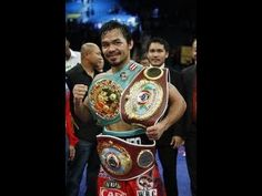 You can say this is the Philippine's national hero. He's what represents my country. Manny Pacquiao the pound for pound boxer in this generation. When he leaves he will have a legacy of destroying his opponents. Manny Pacquiao, Pacquiao Vs, Muay Thai, Mma, Kickboxing, Combat Boxe, Boxing Images, Boxing Posters, Professional Boxing