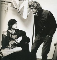 pete and carl