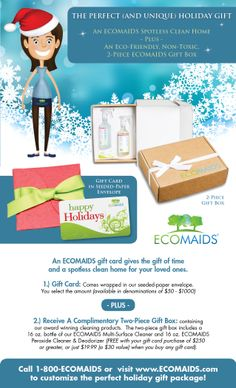 Time is running out! Christmas is almost here take a look at our flexible Gift Ideas...