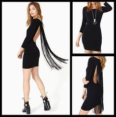 Sexy Black Rayon Sheath Mini Sexy Style Day To Night Dress