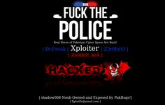 Shadow008 Sites Hacked By PakBugs