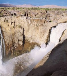 Afrique du Sud - Augrabies Falls National Park Augrabies Falls, Safari, Destinations, Places Ive Been, South Africa, Grand Canyon, National Parks, November, Nature
