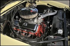 1967 Chevrolet Yenko Camaro HP, Maintenance of old vehicles: the material for new cogs/casters/gears/pads could be cast polyamide which I (Cast polyamide) can produce 1967 Camaro Ss, Yenko Camaro, Chevy Vs Ford, Motorcycle Tips, Motor Engine, Big Trucks, Old Cars, Motor Car, Muscle Cars