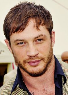 Tom Hardy is hot!
