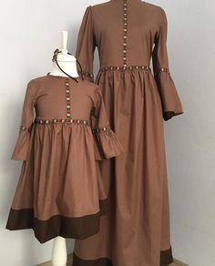 25 Trendy Ideas For Baby Dress Vintage Daughters Batik Fashion, Abaya Fashion, Muslim Fashion, Baby Girl Dresses, Baby Dress, Girl Outfits, Cute Fashion, Kids Fashion, Vintage Dresses