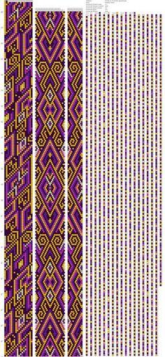 Pin von Vaida Rukienė auf Beads | Pinterest | Perlenkette ...