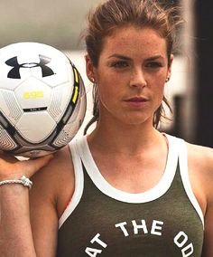 Under Armour Athlete | Kelley O'Hara
