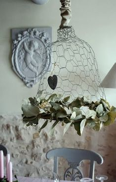 I don't know where, but I love this thing. It would be perfect in the yard with ivy!