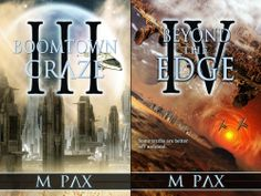 The Backworlds series, books 3 and 4