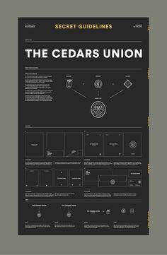 The Cedars Union on Behance