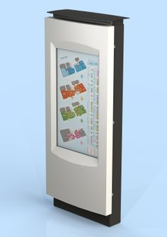 Comark to Feature Their New Endura-One Outdoor Kiosk at the NRF Big Show