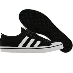 Adidas Womens Honey Stripes Low (black1   white   black1) G43669 -  51.99  Striped a02dabadf